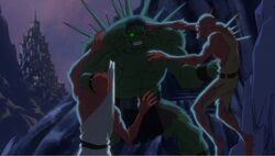 Hulk Grabs Spikes PH
