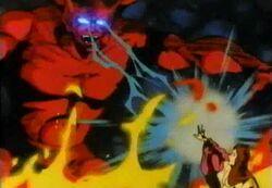 Satan Fights Dolores DSD
