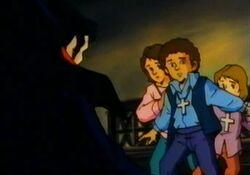 Dracula Scares Children DSD