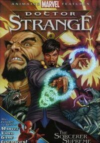 Doctor Strange The Sorcerer Supreme DVD