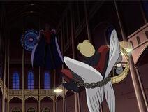 Magneto Captures Angel XME