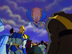 Uatu Addresses Zenn-La