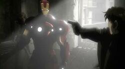 Iron Man vs Punisher IMRT