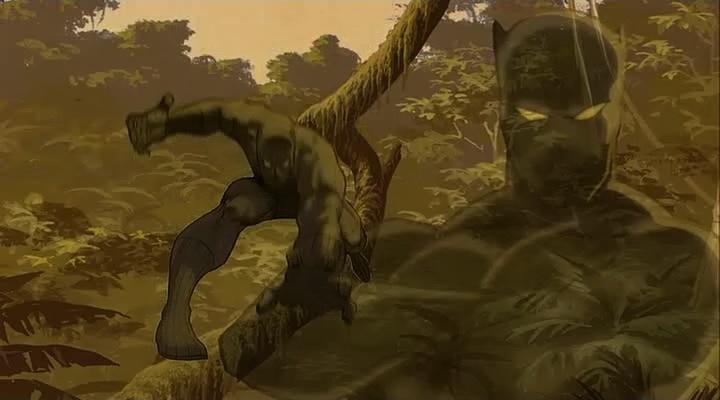 Resultado de imagem para next avengers heroes of tomorrow black panther