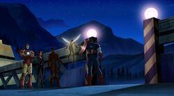 Avengers First Mission UA