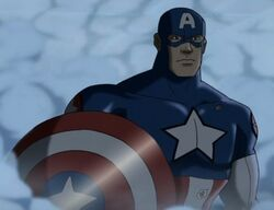 Captain America UA2