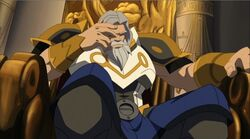 Odin Worried TTA