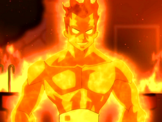 Molten Man (The Specta...