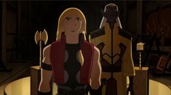 Thor Wants Quest TTA