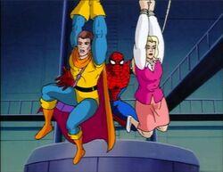 Spidey Saves Jason Felicia