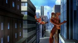 Giant Man Slaps Iron Man UA