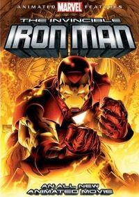 The Invincible Iron Man DVD