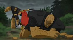 Thor Attacks Kronans PH