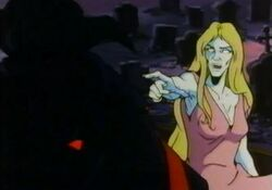 Mallisa Berates Dracula DSD