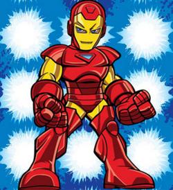 Iron Man (SHSS)