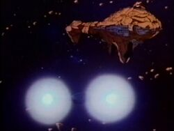 Blackbird in Space PXM