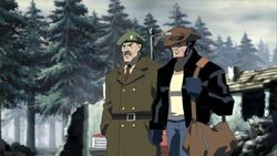 Wolverine and Department H