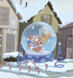 Snow Globe SSM
