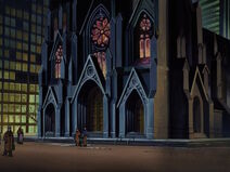 St Patricks Cathedral XME
