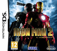 IronMan2 DS IT cover