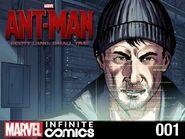 Ant-Man - Scott Lang- Small Time- Infinite -1