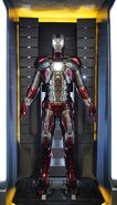 Iron Man Armor MK V