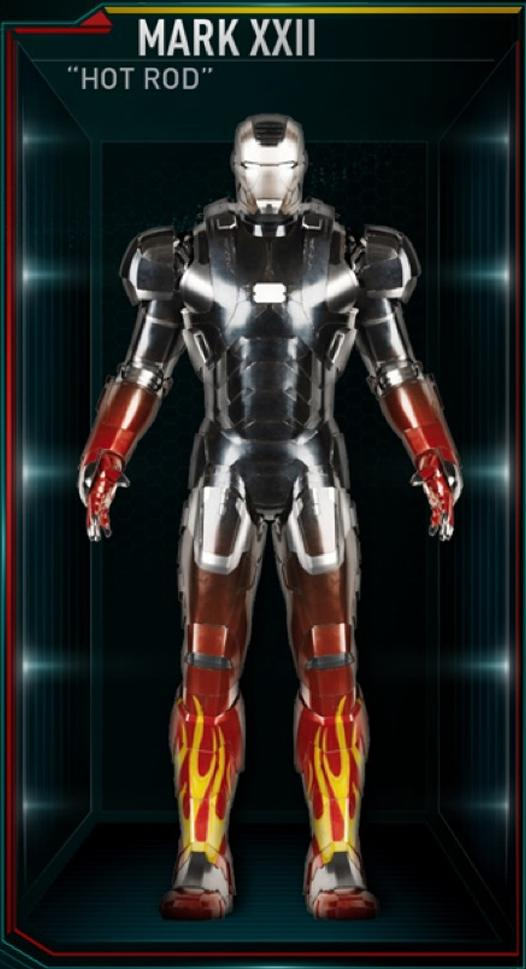 Iron Man Armor: Mark XXII | Marvel Cinematic Universe Wiki ...