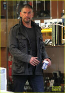 Punisher set photo 1