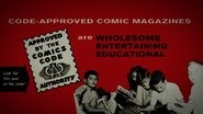 Code Approved Comic Magazines