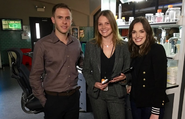 Agents of SHIELD Academy BTS 1