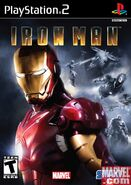 IronMan PS2 US cover