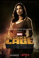 Claire Temple Poster