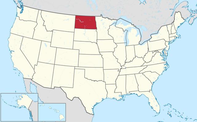 File:Map of North Dakota.png