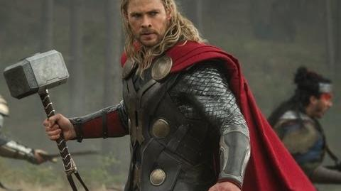 Thor The Dark World trailer UK -- Official Marvel HD