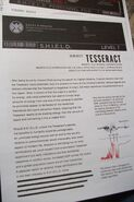 S.H.I.E.L.D. Tesseract