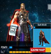 Dark World Armor
