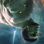 The Incredible Hulk Doctor Strange 1
