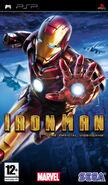 IronMan PSP EU cover front