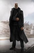 Nick Fury CATWS Concept 2
