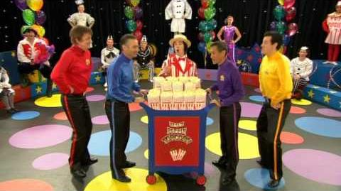 The Wiggles - Hot Poppin' Popcorn