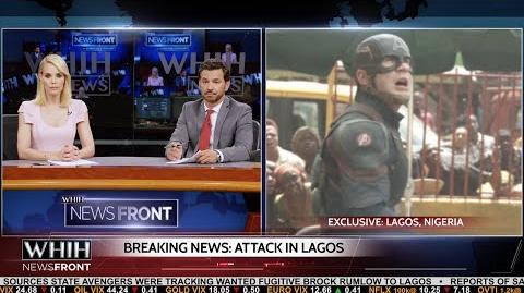 WHIH Breaking News Attack in Lagos