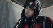 Ant-Man unmasked
