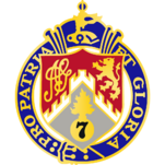 Distinctive Unit Insignia 107th