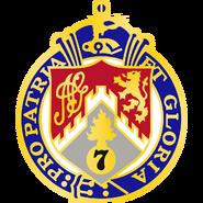 Distinctive Unit Insignia 107th