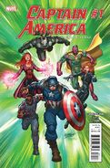 Captain America Road To War 1