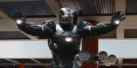 War Machine Armor: Mark III/Gallery