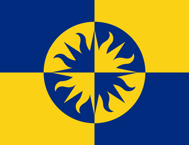 File:Flag of the Smithsonian Institution.png