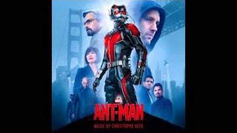 Ant Man Soundtrack Borombon (Camilo Azuquita)