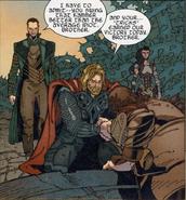 Loki and Thor