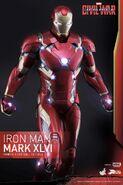 Iron Man Civil War Hot Toys 2